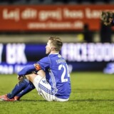 BMINTERN - Lyngby Boldklubs Thomas Sørensen, lørdag efter superligakampen mod AaB i Lyngby. /ritzau/Tariq Mikkel Khan