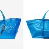 Ikea-tasken til fem kroner og Balenciagaen til 14.600.