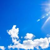 Den kommende uge vil byde på både solskin og regn.