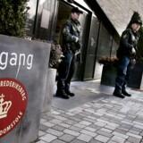 Fire formodede IS-sympatisører, som blev anholdt i går, var i dag i grundlovsforhør i Retten på Frederiksberg.
