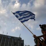 På trods af, at der nu er fundet en aftale mellem Grækenlands regering og landets kreditorer, er det stadig for tidligt at erklære den græske krise for løst. Det vurderer seniorstrateg i PFA Pension, Rasmus Pilegaard.