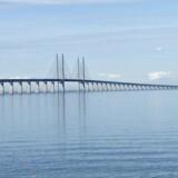 En ny rapport viser, at 90.000 personer dagligt pendler på arbejde i hovedstaden. Omkring 15.000 af dem tager turen over Øresundsbroen.