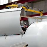 Arkivfoto: Ansatte hos Siemens Wind Power er blevet kronisk syge af farlig kemi.