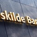 Ved udgangen af 2007 havde 17 personer lån i Roskilde Bank for tilsammen 12 milliarder kroner. De samme 17 personer havde samtidig lån i Amagerbanken for seks milliarder kroner. Arkivfoto: Brian Bergmann