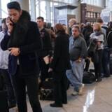 Et strømnedbrud har søndag ramt verdens travleste lufthavn, Hartsfield-Jackson International Airport, der ligger i Atlanta i USA.
