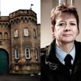 Vridsløselille fængsel lukker. Illegale flygtninge flytter ind, mens danske fanger flytter ud. Fængselsbetjent Elsebeth Kristensen er en af dem, der har låst og åbnet dørene på gangene. I 28 år har hun gået rundt blandt Danmarks farligste mænd i Vridsløselille. Berlingske er taget med på gåtur.