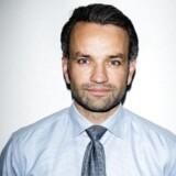Stefan Plenge, adm. direktør for Nemlig.com