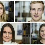 Elever på Birkerød Gymnasium kender godt til problematikken omkring deling af intime billeder og videoer på sociale medier.