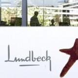 Lundbeck-aktien har fuld fart på torsdag morgen.
