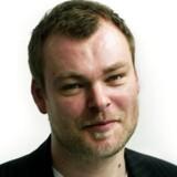 Thomas Søie Hansen, rockanmelder på Berlingske Tidende.
