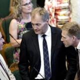 Dansk Folkepartis vælgere deler sig i to næsten lige store grupper på spørgsmålet om, hvorvidt partiet skulle være gået i regering.