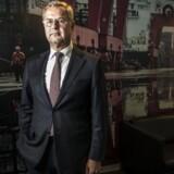 Ny topchef i A. P. Møller - Mærsk, Søren Skou.