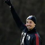 Zlatan Ibrahimovic har ikonisk status på det svenske landshold, der dog de seneste år har klaret sig glimrende uden den rapkæftede angriber. Scanpix/Jason Cairnduff/arkiv