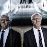 Haldor Topsøes topchef, Bjerne S. Clausen.