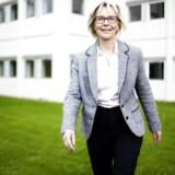 Prisen til årets kvindelige bestyrelsesmedlem går i år til Lundbeckfondens administrerende direktør, Lene Skole.
