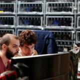 Bitcoin-mining har udviklet sig en industri, hvor kæmpe computercentraler udvinder de virtuelle mønter i døgndrift. Og det er ikke kun i USA og Østeuropa - men også, som her, i Firenze.