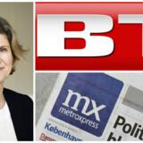 Mette Maix, administrerende direktør for Berlingske Media.