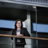 Gerda Retbøll-Bauer er som leder af DONG Energys interne revision chef for 12 medarbejdere. Foto: Liselotte Sabroe