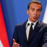 Østrigs kansler Christian Kern er træt af usolidariske EU-lande.