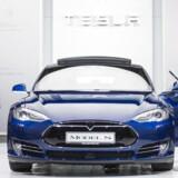 Tesla bryster sig af enorm motorkraft og lynhurtig acceleration. Men virkeligheden er en ganske anden end den, Tesla lover. Arkivfoto.