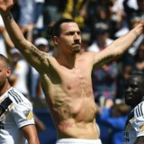 Zlatan Ibrahimovic i sin debut for LA Galaxy.