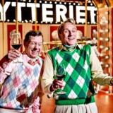Nye tider i Tivoli: Skønne Fritz (Martin Buch) og Søde Poul (Rasmus Botoft) vil omdanne forlystelsesparken til et dejligt aupair-paradis.