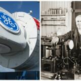 General Electric (GE) er i dag et konglomerat, skabt for 126 år siden, da opfinderen Thomas Alva Edison (til højre) fusionerede sit selskab med sin konkurrent.