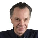Søren Kassebeer, litteraturredaktør på Berlingske.