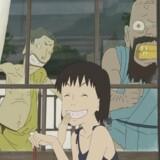 Momo er ikke god til at få nye venner, men så der tre magiske ånder op i den japanske animationsfilm »Brevet til Momo«.
