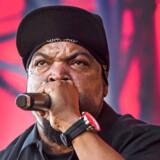 Roskilde Festival 2017 Amerikanske Ice Cube spiller på Orange Scene lørdag 1. juli 2017