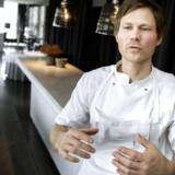 Kok og restauratør Rasmus Kofoed fra Geranium.