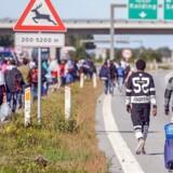En del af de flygtningebørn, der ankommer uledsaget til Sverige, forsvinder, inden de kommer i myndighedernes varetægt.