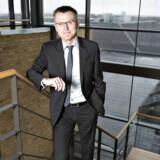 ARKIVFOTO. Lasse Nyby, direktør i Spar Nord