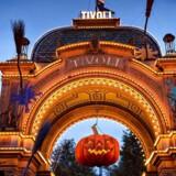 Arkivfoto: Hovedindgangen til Tivoli.