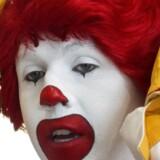 Fastfood-kæmpen McDonald's er for første gang i årtier gået på skrump i USA.