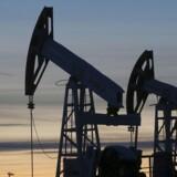 Oliemarkedet er på vej mod afslutningen af en uge med prisstigninger over en bred kam.