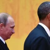 Ruslands præsident, Vladimir Putin, mødes med sin amerikanske kollega, Barack Obama i New York i forbindelse med FN's generalforsamling. Ifølge en amerikansk embedsmand er det Putin, der har bedt om mødet.