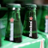 Arkivfoto. Heineken.