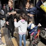 Asylstramningerne berører specielt børn.