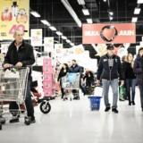 Bilka i Fields København og varehuschef Esben Gjessing fotograferet torsdag den 10. december 2015, fordi den fra fredag holder åbent 24 timer i døgnet.