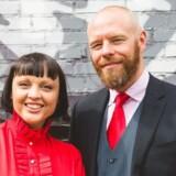 Laila Pawlak og Kris Østergaard stiller lokaler og knowhow til rådighed til iværksætterteams. PR-foto
