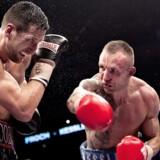 Mikkel Kessler boksede senest i maj 2013, da han tabte til engelske Carl Froch i London. Scanpix/Nils Meilvang/arkiv