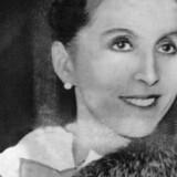 Karen Blixen. Ca. 1941.