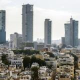 Tel Aviv centrum