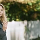 """Trine Dyrholm har allerede modtaget filmbranchens Robert-pris for sin rolle som Anna i """"Kollektivet"""". Nu gælder det berlinalens største skuespillerpris. Foto fra »Kollektivet«."""