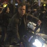 Jason Bourne (Matt Damon) er på evig flugt fra CIA, samtidig med at han forsøger at opklare, hvad der skete med ham som agent i fortiden.
