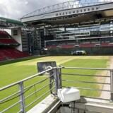 Efter opjusteringen venter Parken Sport & Entertainment nu en omsætning på cirka 1400 til 1450 mio. kr.