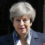 Arkivfoto. Storbritanniens konservative regering til finde bred politisk opbakning til forhandlingerne om EU-farvel.