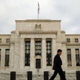 Federal Reserve i Washington. ARKIVFOTO.
