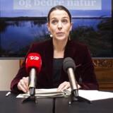 """Kirsten Brosbøl skriver, at """"hun vil ud og prøve noget andet""""."""